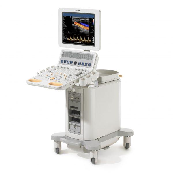 Ultrasonograf używany Philips